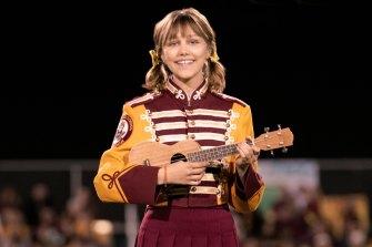 Singer Grace VanderWaal stars as a dreamy pixie in Stargirl.