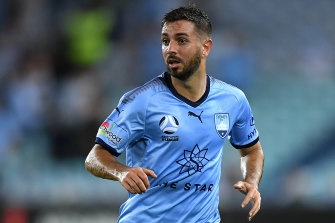 Sydney FC defender Michael Zullo is set to return against Perth Glory on Saturday.