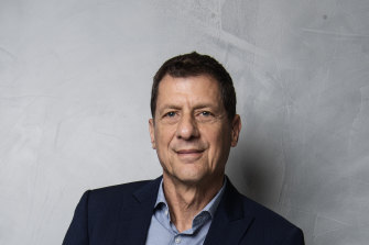 Xero chief executive Steve Vamos said he believes small businesses will be a driver of economic growth post pandemic.