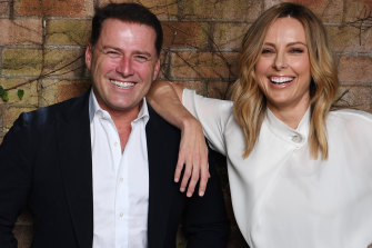 Karl Stefanovic will return to Today in 2020 with a new co-host, Allison Langdon.
