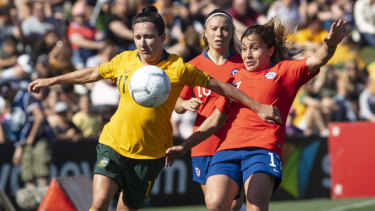 The Matildas will face the US in a pre-World Cup friendly.