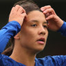 Kerr's season over but could still be a winner as WSL season cut short