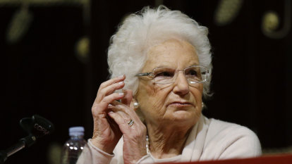 She survived Auschwitz. Now Liliana Segre gets attacked 200 times online each day