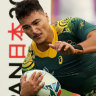 Test try caps short but sweet debut for teen sensation Petaia