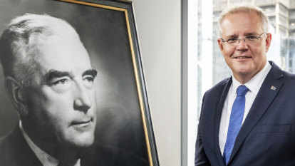 Morrison's test: safest leader since Menzies must use his capital
