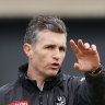 Justin Longmuir out of Fremantle Dockers coaching race: Hagdorn