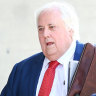 Clive Palmer paid $1 for failed Queensland Nickel refinery, court hears