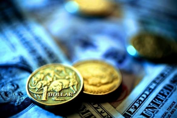 The Australian dollar is tipped to dip down to the mid 60s by the end of the year.