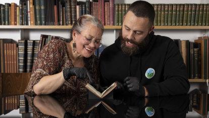 'Something to remember': 18th century notebooks return to Sydney