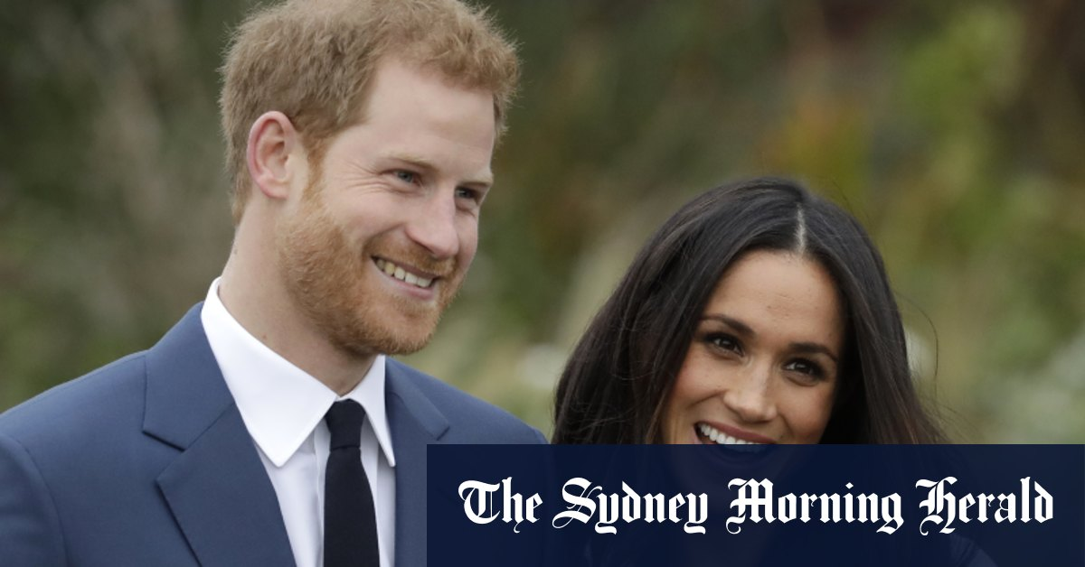 Prince Harry and Meghan refund UK taxpayers for home renovation – Sydney Morning Herald