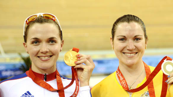 Olympic champion Pendleton opens up on mental health struggles