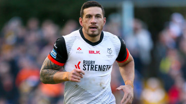 Sonny Bill Williams has been given Toronto's blessing to land a short-term NRL deal.
