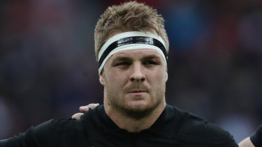 New All Blacks captain Sam Cane joined Australia's Michael Hooper on a conference call between the countries' top players.