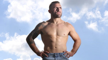 """It just seems like yesterday when I was a prospect"": Alex Volkanovski's rise has been rapid."