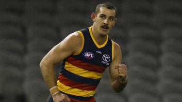 Former Adelaide captain Taylor Walker.