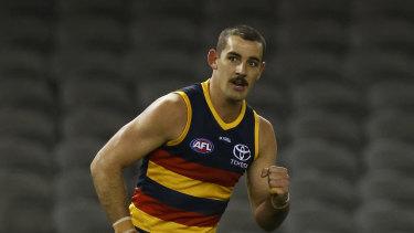 Former Adelaide captain Taylor Walker