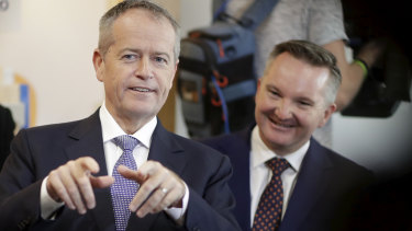 Labor's negative gearing plans have caused  caused alarm among some of the electorate.