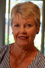 Lyn Sheehan is positive about her financial future.