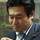 Japanese ruling party MP Tsukasa Akimoto has been arrested.