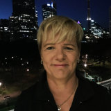 The City of Sydney's night time planning co-ordinator Libby Harris.