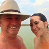 Vikki Campion and Barnaby Joyce got together when Campion was working for Joyce in Canberra.