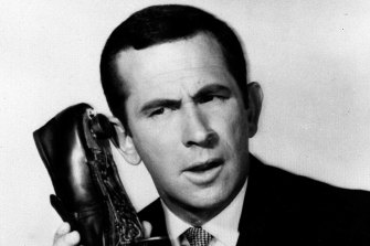 Missed it by that much? Don Adams in Get Smart.