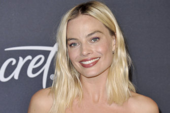 Margot Robbie has been nominated for an Oscar.