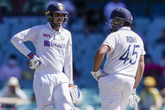 The status of the fourth Test was in limbo as late as Sunday.