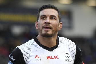 Sonny Bill Williams' club will not take part on the Super League restart.