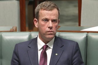 Trade Minister Dan Tehan offered to engage with his ministerial counterpart if Beijing was willing.