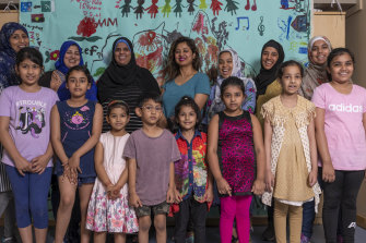 Meher Sultana is holding an Australia Day celebration in Lakemba for migrant families.