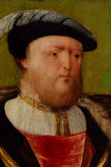 The recently dated portrait of Henry VIII, now hanging at the Art Gallery of NSW
