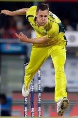 Canberra quick Jason Behrendorff remains an attacking option.