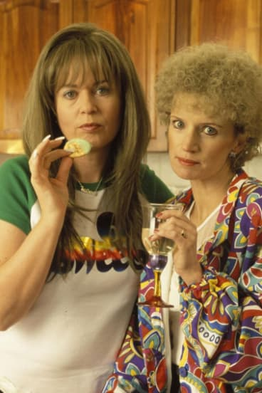 Kath and Kim, previously