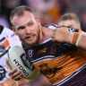 Three's a crowd: Eels out as Warriors try to lure Lodge from Broncos
