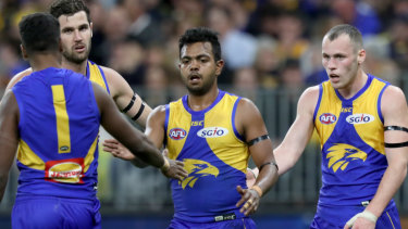 Willie Rioli is working the family magic at West Coast and made a successful return to AFL last weekend.