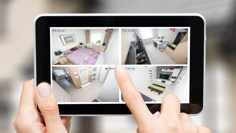 Smart home cameras and other internet-controlled devices are being used as tools of domestic abuse.