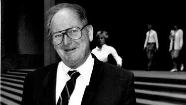Then doctor John Herron in 1989.