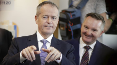 Bill Shorten's use of international carbon permits has been backed.