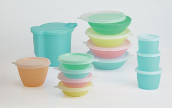 """Decades after its glory days Tupperware is on its way to be an """"it brand"""" again."""