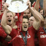 Wales coach Gatland hails Grand Slam built on pride and power