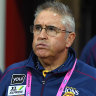 Fagan dodges questions on Scott clash, declares Neale a likely starter