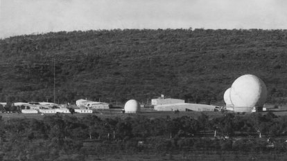 From the Archives, 1966: American satellite base planned for Pine Gap