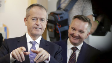 Labor's tax plans were seen as too bold and have been blamed for the party not winning government.