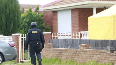 Shire Ali lived with his wife and son in a bungalow at the back of a property in Meadow Heights.