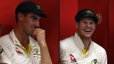 Pat Cummins has the inside running to succeed Tim Paine, but Steve Smith has publicly stated his desire to return to the top job.