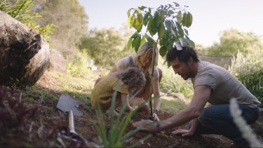 Damon Gameau wanted to teach his daughter that there were people working towards a better world.