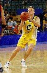 There would be no medal for Boomers legend Andrew Gaze.
