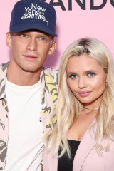 Gold Coast-born Simpson siblings Cody and Alli.