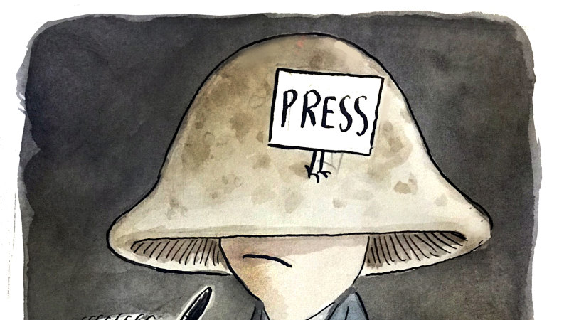 Laws restricting investigative journalism are 'worse than ever before'